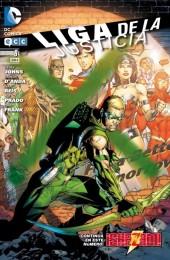 Liga de la Justicia (Nuevo Universo DC) -8- La Liga De La Justicia forma equipo con Green Arrow