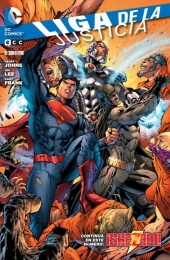 Liga de la Justicia (Nuevo Universo DC) -9- La Travesía del Villano. Capítulo 1