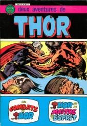 Thor le fils d'Odin -ALB19- Album N°19 (N°6 et N°7)