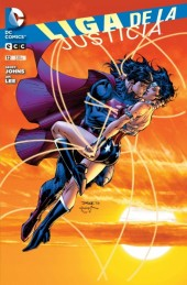 Liga de la Justicia (Nuevo Universo DC) -12- Rescate Desde El Interior