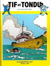 Tif et Tondu - La collection (Hachette)  -21- Le Scaphandrier mort