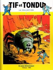 Tif et Tondu - La collection (Hachette)  -22- Un plan démoniaque