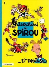 Spirou et Fantasio -1d1986- 4 aventures de Spirou ...et Fantasio
