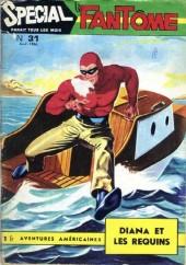Le fantôme (2e Série - Spécial - 1) -31- Diane et les requins