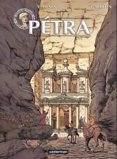 Alix (Les Voyages d') -17a- Pétra