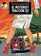Investigaciones Auto de Margot (Las) -1- El Misterio de la Tracción 22