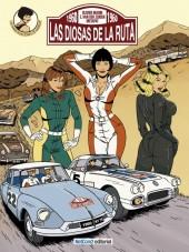 Investigaciones Auto de Margot (Las) -2- Las Diosas de la Ruta