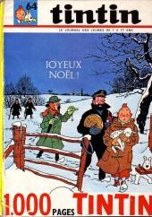 (Recueil) Tintin (Album du journal - Édition française) -64- Tintin album du journal