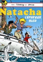 Natacha -22TS- L'Épervier bleu