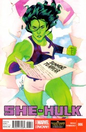 She-Hulk (2014) -6- Blue Part Two