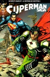 Superman Saga -HS01- Le retour de Krypton