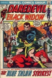 Daredevil Vol. 1 (Marvel - 1964) -92- On the Eve of the Talon!