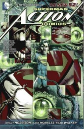 Action Comics (2011) -INT03- At the end of days