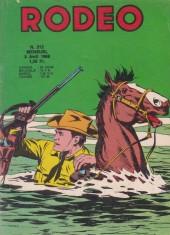 Rodéo -212- Miki - Les rangers du Nevada