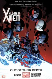 All-New X-Men (Marvel comics - 2012) -INT03a- Out of their Depth