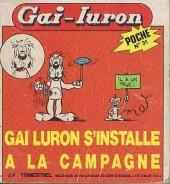 Gai-Luron (Poche) -31- Il a un truc
