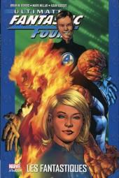 Ultimate Fantastic Four -INT1- Les fantastiques