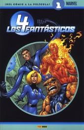 4 Fantásticos (Los) - Coleccionable Los 4 Fantásticos -1- Coleccionable Los 4 Fantásticos 1