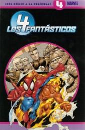 4 Fantásticos (Los) - Coleccionable Los 4 Fantásticos -4- Coleccionable Los 4 Fantásticos 4