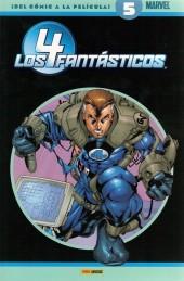 4 Fantásticos (Los) - Coleccionable Los 4 Fantásticos -5- Coleccionable Los 4 Fantásticos 5