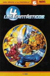 4 Fantásticos (Los) - Coleccionable Los 4 Fantásticos -6- Coleccionable Los 4 Fantásticos 6