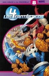 4 Fantásticos (Los) - Coleccionable Los 4 Fantásticos -8- Coleccionable Los 4 Fantásticos 8
