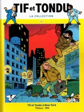 Tif et Tondu - La collection (Hachette)  -23- Tif et Tondu à New York