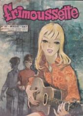 Frimoussette -107- Tina la petite poupée