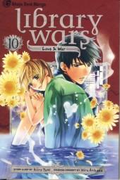 Library Wars: Love & War (2010) -10- Tome 10