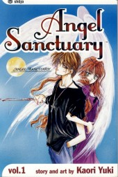 Angel Sanctuary (2004) -1- Angels, Demons, and Sinners