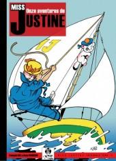 Miss Justine (Aventures de) -1- Onze aventures de Miss Justine - Intégrale tome 1