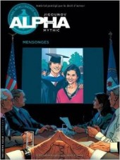 Alpha -10b2013- Mensonges