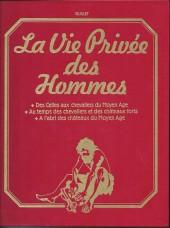 La vie privée des Hommes -INT4- Volume 4