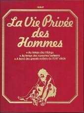 La vie privée des Hommes -INT5- Volume 5