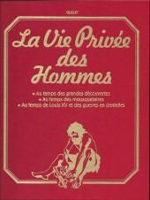 La vie privée des Hommes -INT6- Volume 6
