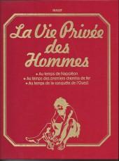 La vie privée des Hommes -INT7- Volume 7