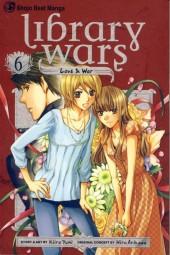 Library Wars: Love & War (2010) -6- Tome 6