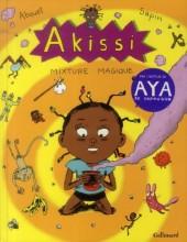 Akissi -5- Mixture magique