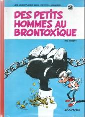Les petits hommes -2a1996- Des petits hommes au brontoxique