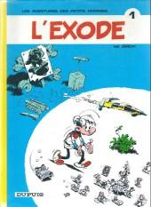 Les petits hommes -1c1995- L'exode