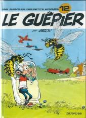 Les petits hommes -12b93- Le guêpier