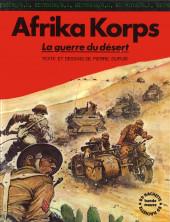 La seconde guerre mondiale - Histoire B.D. / Bande mauve -7- Afrika Korps - La guerre du désert
