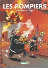 Les pompiers -2a2004- Hommes au foyer