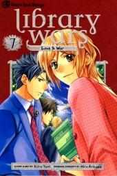 Library Wars: Love & War (2010) -7- Tome 7