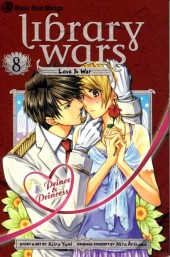 Library Wars: Love & War (2010) -8- Tome 8