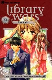 Library Wars: Love & War (2010) -9- Tome 9