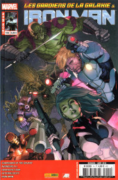 Iron Man (Marvel France - 2013) -14A- Les Gardiens de la Galaxie