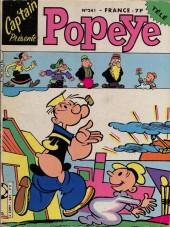 Popeye (Cap'tain présente) -241- Le tour du monde