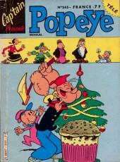 Popeye (Cap'tain présente) -245- les