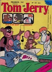 Tom et Jerry (Poche) -58Bis- Visite nocturne